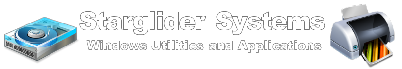Starglider Systems Logo